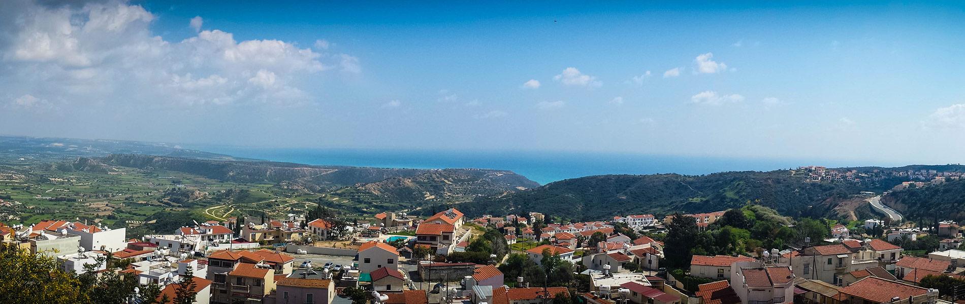 Pissouri's Unique Views ...
