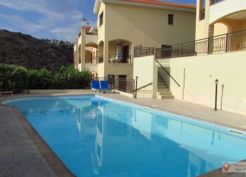 Aphrodite Gardens, great 1 Bedroom Apartment with Communal Pool