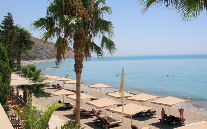 Pissouri Bay Area