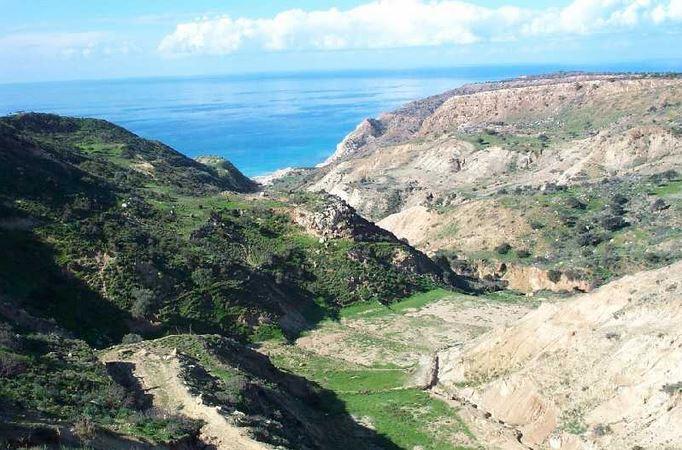 Pissouri Trachonas, Cape Aspro