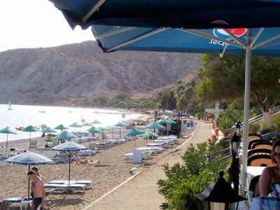 Pissouri Beach Awarded Blue Flag